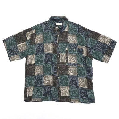 go-getter (ゴーゲッター) / #009 RAYON S/S SHIRT - 1
