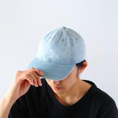 CZCZ DENIM CAP - BLUE