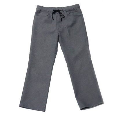 go-getter (ゴーゲッター) / #006 Remake FLARE EASY PANTS 6 - GRAY