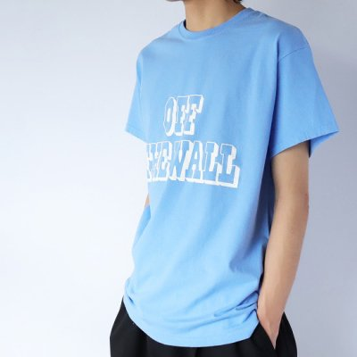 FUNG (ファング) / PRINT Tee (OFF THE WALL) - SAX