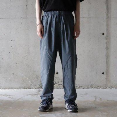 BURLAP OUTFITTER (バーラップアウトフィッター) / TRACK PANTS - CHARCOAL