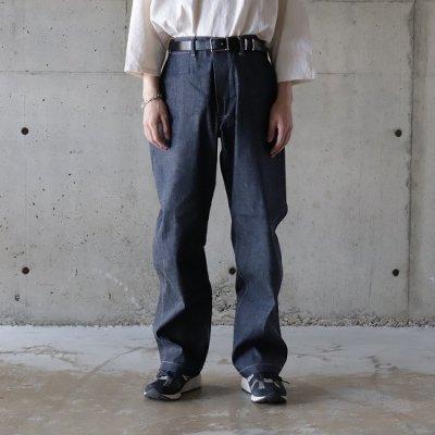 A Vontade(ア ボンタージ) / PW Denim Trousers (11.5oz Selvedge Denim) - INDIGO
