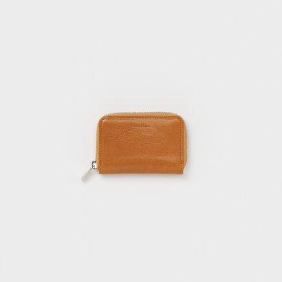 Hender Scheme (エンダースキーマ) / zip key purse - yellow