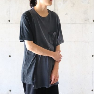 go-getter (ゴーゲッター) / REMAKE R/L DOCKING S/S TEE  - 3
