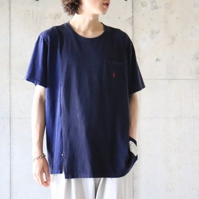 go-getter (ゴーゲッター) / REMAKE R/L DOCKING S/S TEE  - 4