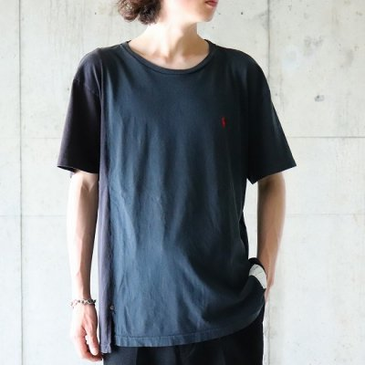 go-getter (ゴーゲッター) / REMAKE R/L DOCKING S/S TEE  - 9