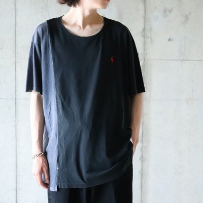 go-getter (ゴーゲッター) / REMAKE R/L DOCKING S/S TEE  - 11