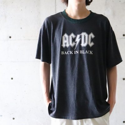 go-getter (ゴーゲッター) / REMAKE RINGER S/S TEE 11 - CHARCOAL