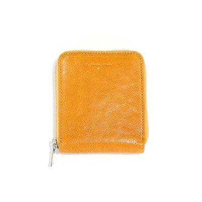 Hender Scheme (エンダースキーマ) / horizontal zip purse - yellow
