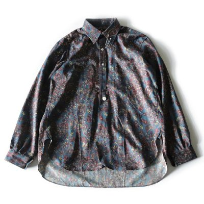 <img class='new_mark_img1' src='https://img.shop-pro.jp/img/new/icons13.gif' style='border:none;display:inline;margin:0px;padding:0px;width:auto;' />Needles (ニードルス)/ Pinhole EDW Shirt - Cotton Sateen / Paisley Pt