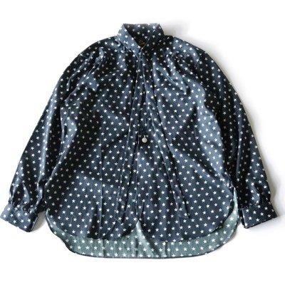 <img class='new_mark_img1' src='https://img.shop-pro.jp/img/new/icons13.gif' style='border:none;display:inline;margin:0px;padding:0px;width:auto;' />Needles (ニードルス)/ Ascot Collar EDW Shirt - Cotton Sateen / Pt