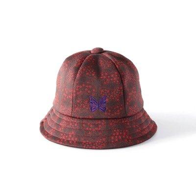 <img class='new_mark_img1' src='https://img.shop-pro.jp/img/new/icons13.gif' style='border:none;display:inline;margin:0px;padding:0px;width:auto;' />Needles (ニードルズ) / Bermuda Hat (Poly Jq) - Papillon