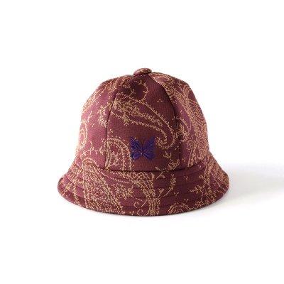 Needles (ニードルズ) / Bermuda Hat (Poly Jq) - Paisley