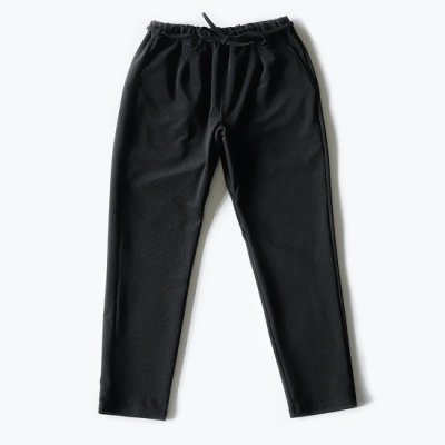 <img class='new_mark_img1' src='https://img.shop-pro.jp/img/new/icons13.gif' style='border:none;display:inline;margin:0px;padding:0px;width:auto;' />CURLY (カーリー) / CLIFTON EZ TROUSERS - BLACK