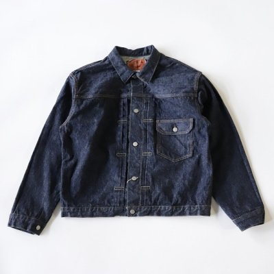 orslow(オアスロー)/ 40's PLEATED FRONT BLOUSE - ONE WASH