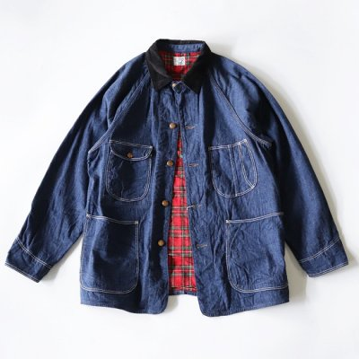 orslow (オアスロー) / CHECK LINNIMG 1950's COVERALL - ONE WASH