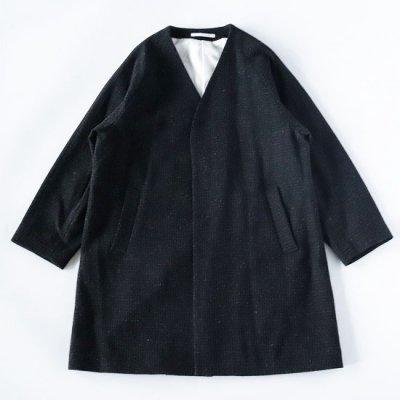 YOKO SAKAMOTO (ヨーコ サカモト) / OVER COAT - BLACK