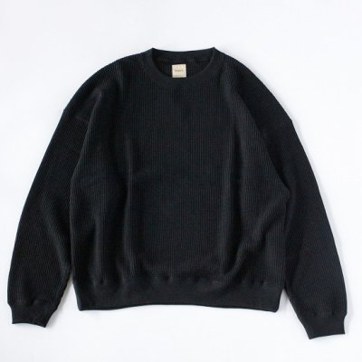Sanca (サンカ) / BIG WAFFLE CREW - BLACK