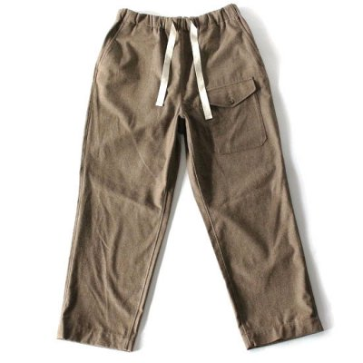 A Vontade(ア ボンタージ) / BRITISH MIL. EASY TROUSER - LODEN