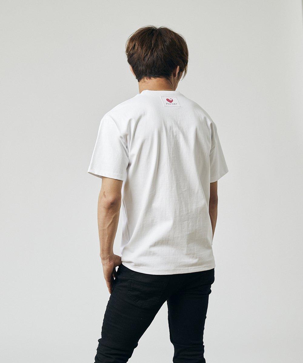 Luxury TEE(White)画像-2