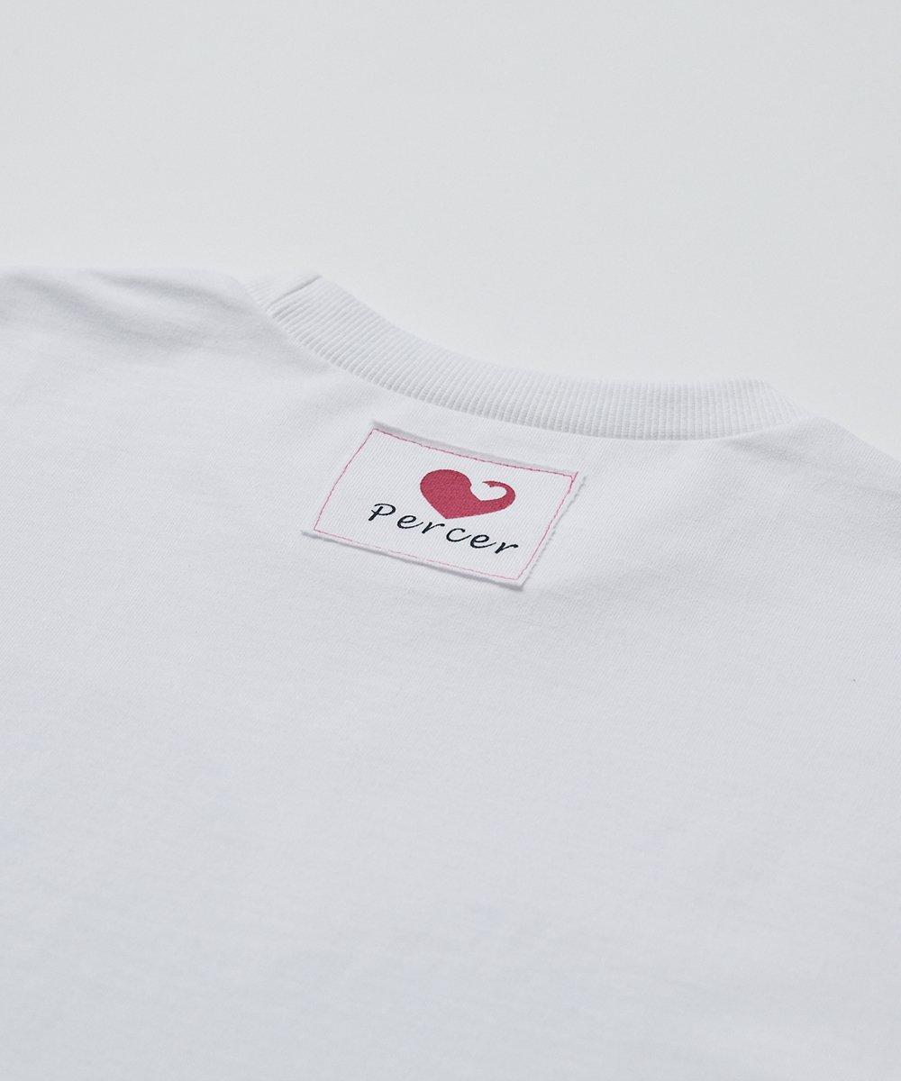 Luxury TEE(White)画像-7