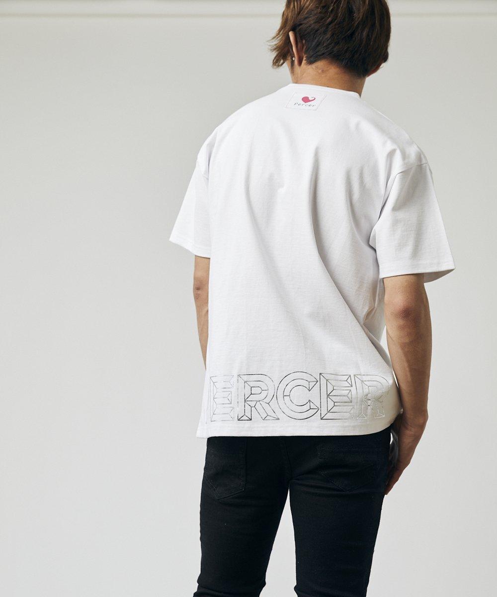 Logo TEE(White)画像-2