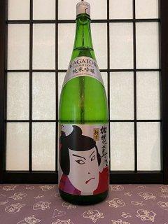 加賀鳶 梅吉純米吟醸1.8ℓ