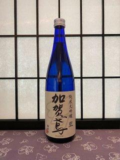 加賀鳶純米大吟醸 藍1.8ℓ