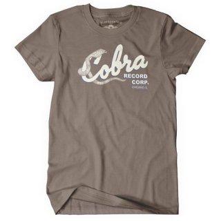 Cobra Records T-Shirt / Classic Heavy Cotton