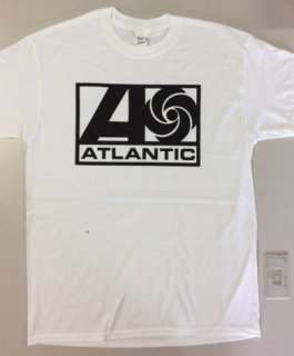 Atlantic Records T-Shirt / Classic Heavy Cotton<img class='new_mark_img2' src='https://img.shop-pro.jp/img/new/icons53.gif' style='border:none;display:inline;margin:0px;padding:0px;width:auto;' />