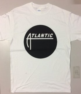 Atlantic Records Classic Logo T-Shirt / Classic Heavy Cotton<img class='new_mark_img2' src='https://img.shop-pro.jp/img/new/icons5.gif' style='border:none;display:inline;margin:0px;padding:0px;width:auto;' />