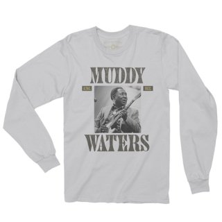 Muddy Waters King Bee Long Sleeve T-Shirt / Classic Heavy Cotton<img class='new_mark_img2' src='https://img.shop-pro.jp/img/new/icons12.gif' style='border:none;display:inline;margin:0px;padding:0px;width:auto;' />