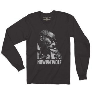 Howlin Wolf Long Sleeve T-Shirt / Classic Heavy Cotton<img class='new_mark_img2' src='https://img.shop-pro.jp/img/new/icons12.gif' style='border:none;display:inline;margin:0px;padding:0px;width:auto;' />