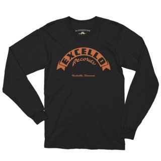 Excello Records Long Sleeve T-Shirt / Classic Heavy Cotton