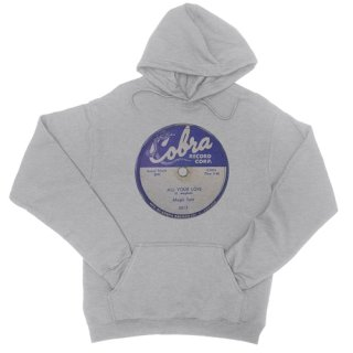 Cobra Records Magic Sam Vinyl Hoodie (Pullover)