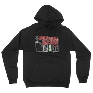 Born Under a Bad Sign Pullover (Hoodie)<img class='new_mark_img2' src='https://img.shop-pro.jp/img/new/icons15.gif' style='border:none;display:inline;margin:0px;padding:0px;width:auto;' />