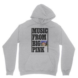 The Band Music From Big Pink Pullover (Hoodie)<img class='new_mark_img2' src='https://img.shop-pro.jp/img/new/icons15.gif' style='border:none;display:inline;margin:0px;padding:0px;width:auto;' />