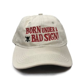 Born Under a Bad Sign Hat - Unstructured (Light Cream) <img class='new_mark_img2' src='https://img.shop-pro.jp/img/new/icons15.gif' style='border:none;display:inline;margin:0px;padding:0px;width:auto;' />