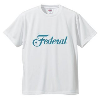 Federal Records label logo T Shirts
