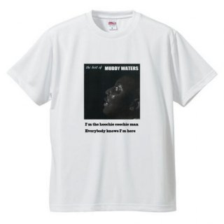 Muddy Waters 『The Best Of』 Jacket T Shirts