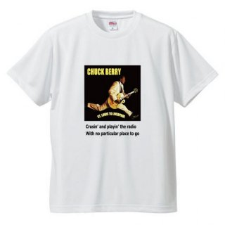 Chuck Berry 『St. Louise To Liverpool』 Jacket T Shirts