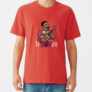 B.B. King Portrait T Shirts