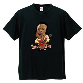 Freddie King Portrait T Shirts