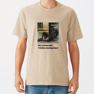 Sonny Boy Williamson � 『Down And Out Blues』 Jacket T Shirts