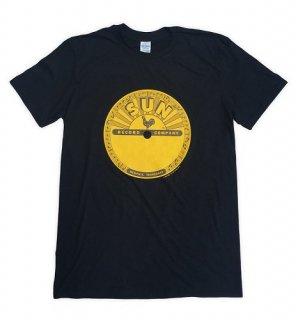 SUN Logo Tee - Black / Classic Heavy Cotton