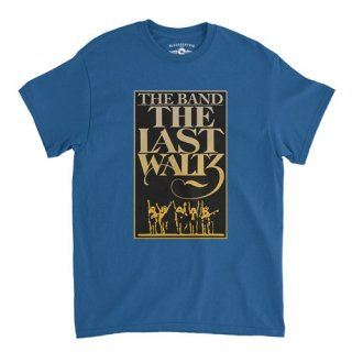 The Band The Last Waltz T-Shirt / Classic Heavy Cotton