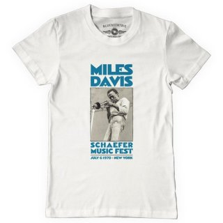 Miles Davis New York City T-Shirt / Classic Heavy Cotton