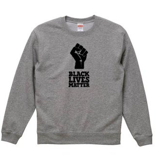 Black Lives Matter Hand Logo Sweat