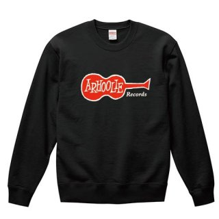 Arhoolie Records label logo Sweat