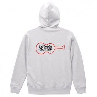 Arhoolie Records label logo Parka Fullzip
